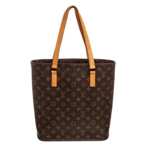 9c7dd8081c Louis Vuitton Bags | Pre Owned Lv Monogram Canvas Leather Vavin Gm ...